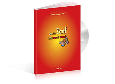 Dem Zaff sai rout Buch