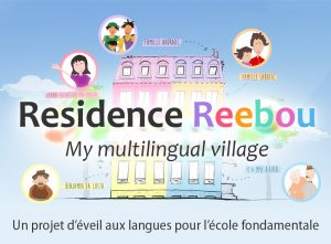 Residence Reebou – les langues dans notre entourage