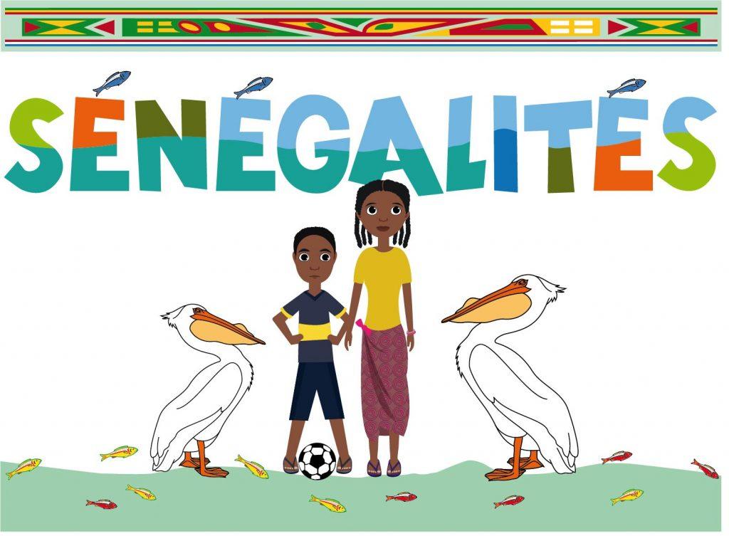 Sénégalités – Das Begleitmaterial für die Workshops