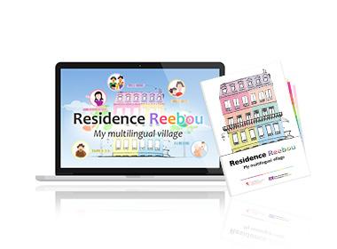 Residence Reebou: Die Vielfalt der Sprachen in unserer Umgebung